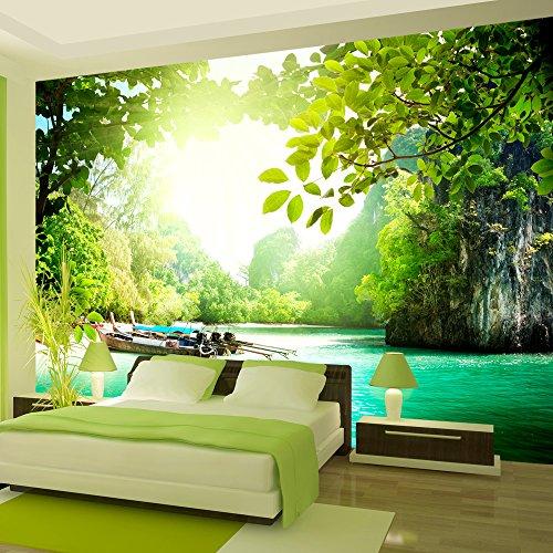 Fotomural de paisaje de tailandia for Murales decorativos paisajes