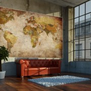 Fotomural-mapamundi-Mural-mapa-con-relieve-decoracin-mural-XXL-mapamundi-en-proyeccin-de-Miller-GREAT-ART-0-4