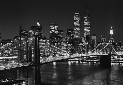 Wizard-Fotomural-Brooklyn-Bridge-Tamao-366-X-254-cm-0 Decorar la oficina con fotomurales
