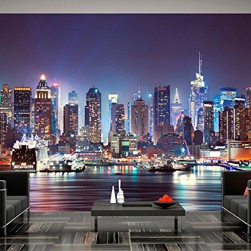 Fotomural del skyline de new york for Finestra new york
