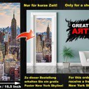 Ciudad-colorida-de-cmic-fotomurales-decoracin-de-la-pared-de-Great-Art-adhesivo-especial-0-3
