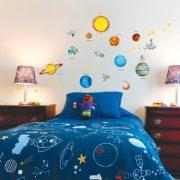 Decowall-DW-1307-Los-planetas-en-las-pegatinas-de-pared-del-Espacio-0-0