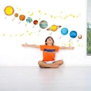 Decowall-DW-1307-Los-planetas-en-las-pegatinas-de-pared-del-Espacio-0-2