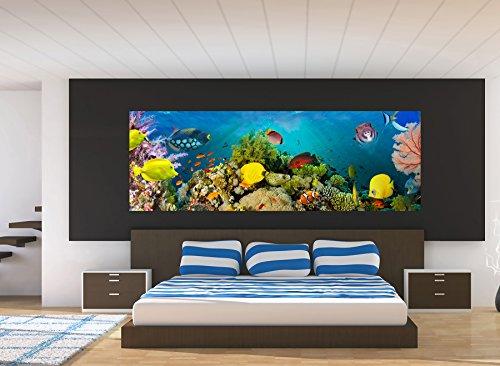 Fotomural acuario ideal para dormitorios - Fotomurales habitacion juvenil ...