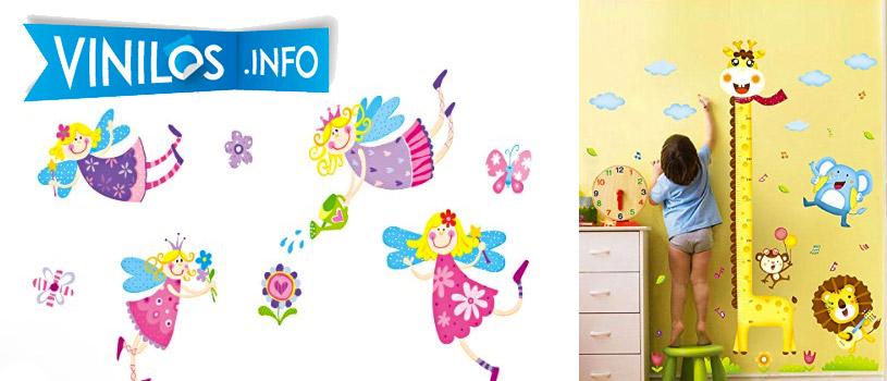 Ideas para decorar la habitacion del bebe en vinilos.info