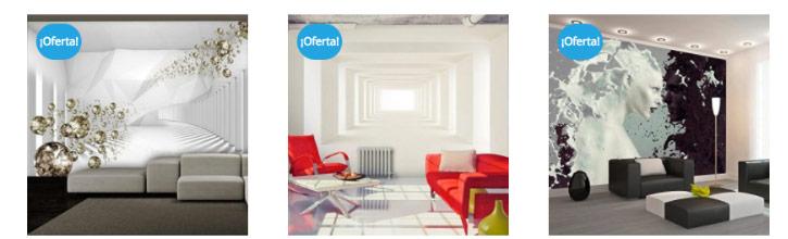 fotomurales-abstractos Personaliza tus paredes con fotomurales